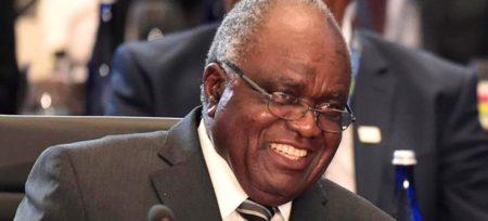President Pohamba of Namibia - 2014 winner
