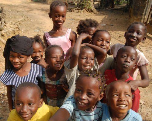 Children in Sierra Leone2