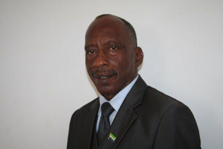 Hassan Sesay MP (aka Hassan Priest)
