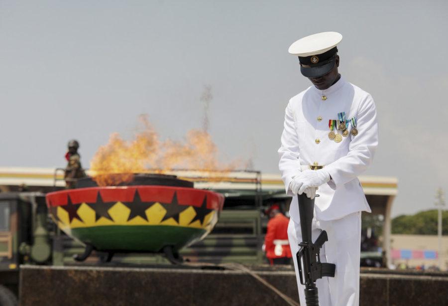 Ghana is 60