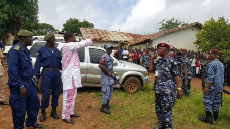 Kamarainba released on bail – 7 June 2017