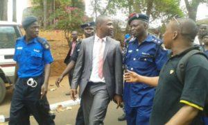Kamarainba under arrest again
