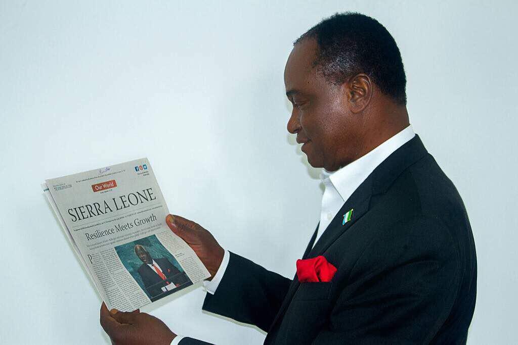 Dr Samura Kamara and APC 2018 victory – The Sierra Leone Telegraph