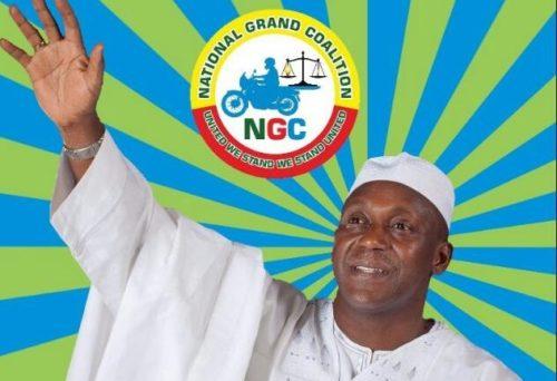 NGC Yumkella for president