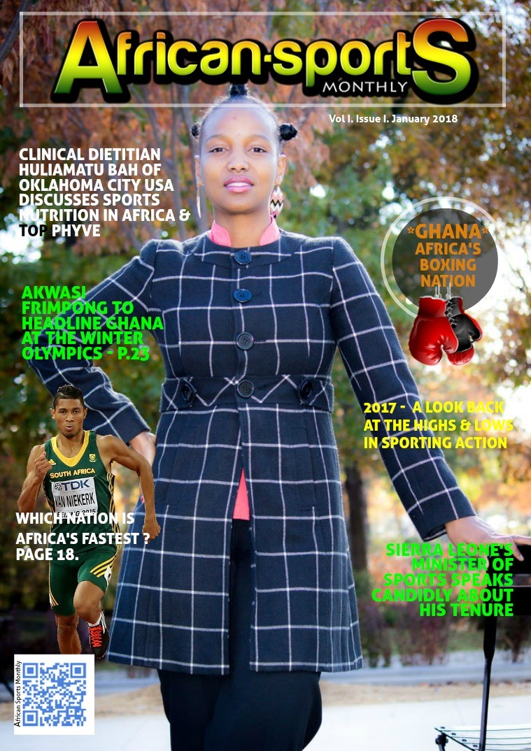 Africa sports monthly