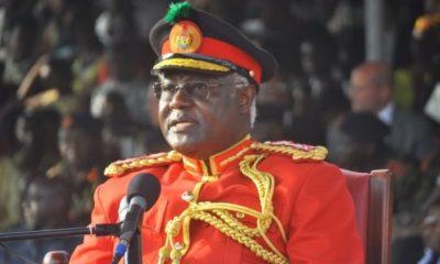 President Koroma – head of military