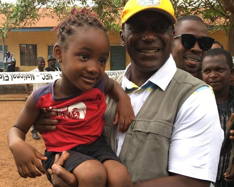 Yumkella in Kambia3