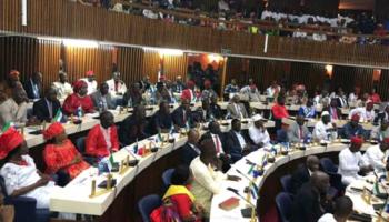 Parliamentarians in Sierra Leone in hot water over massive