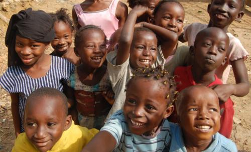 Children in Sierra Leone22