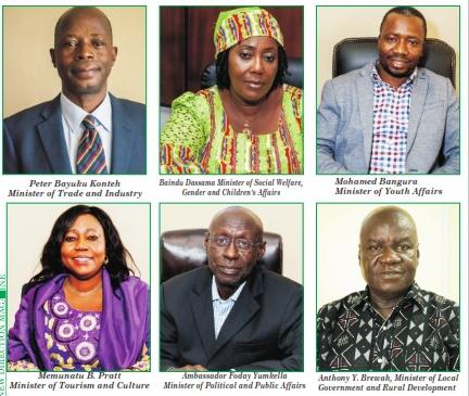 president Bio ministers 22