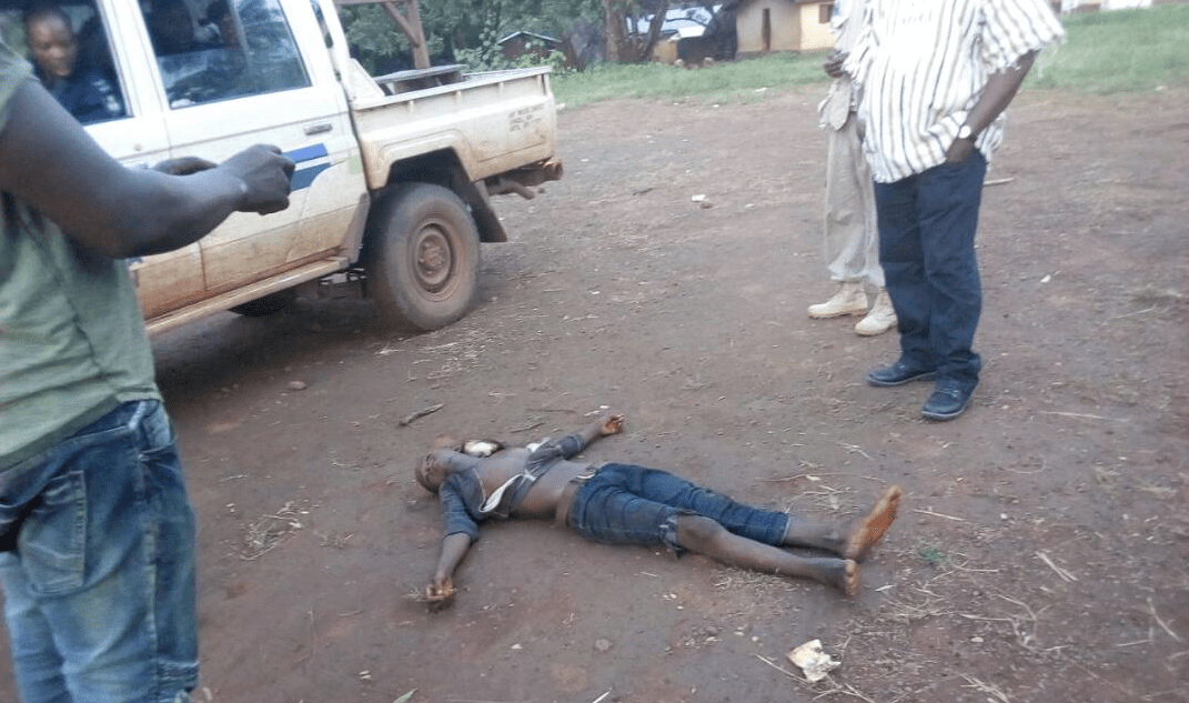 Young man killed in another wave of political violence in Sierra Leone2