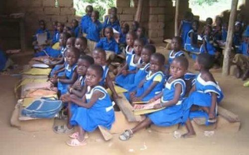 children in poor communities