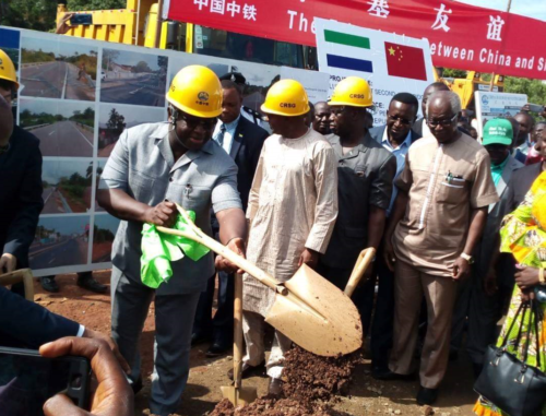 Work to commence on a new four-lane Lumley-Juba Bridge in Freetown