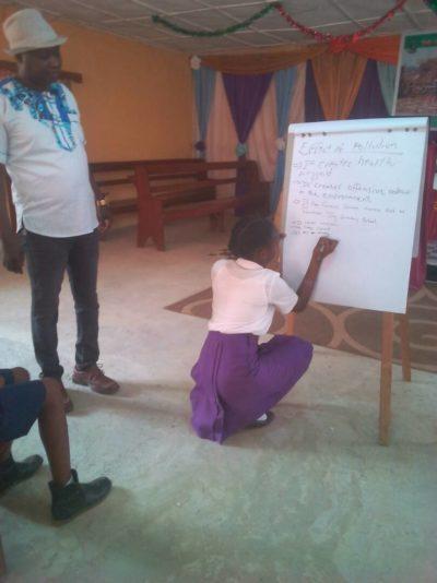 Schools green clubs launch – 4
