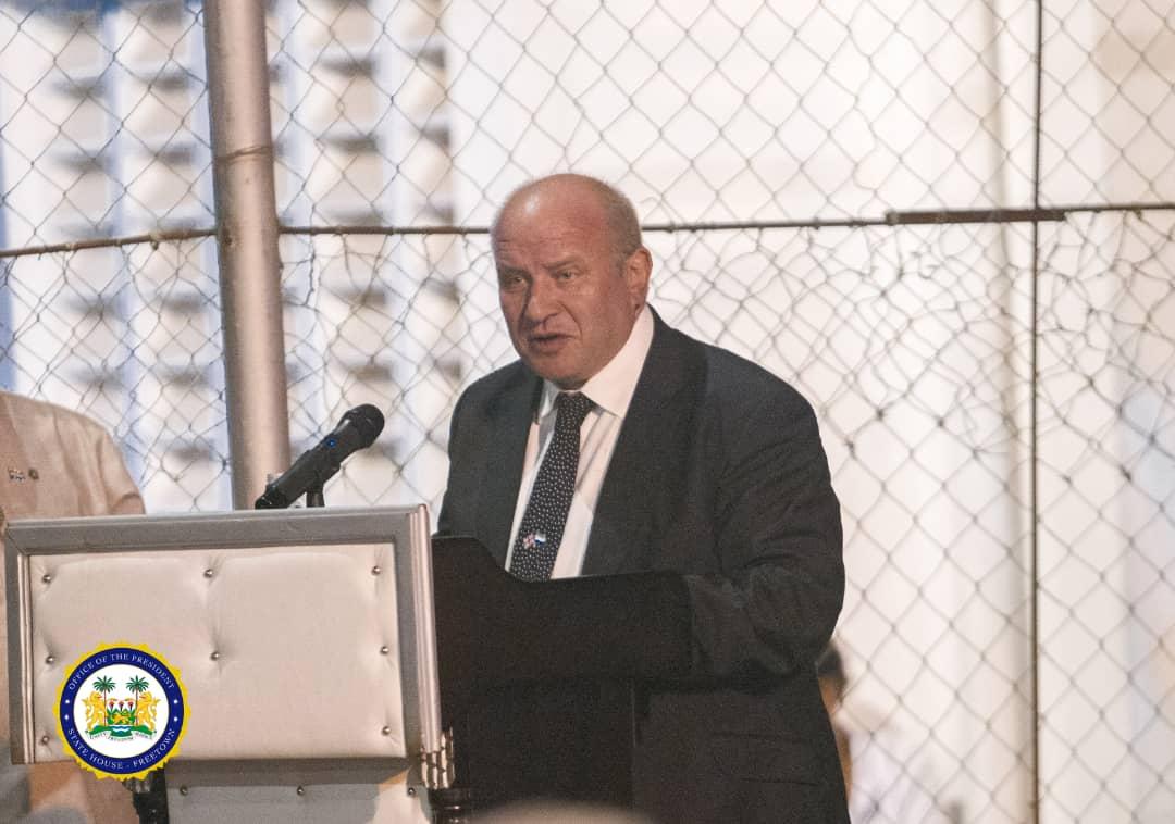 Guy warrington – president Bio meets diplomatic community 2