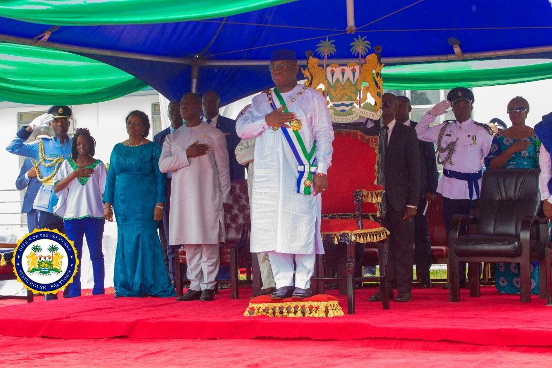 Sierra Leone at 58 – President Bio honours