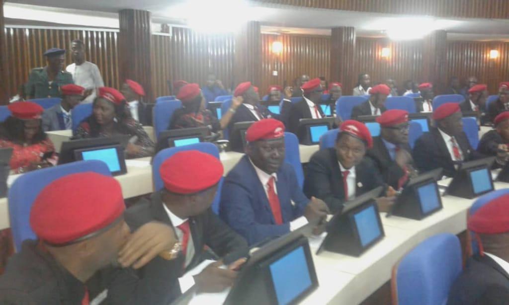 APC walked out of parliament – o2o519 – 5