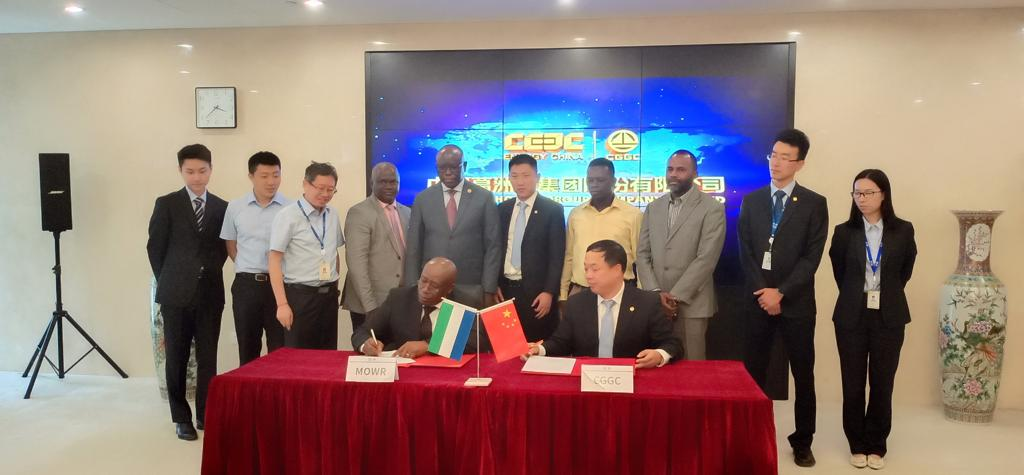 Tengbe signs MOU with china 3