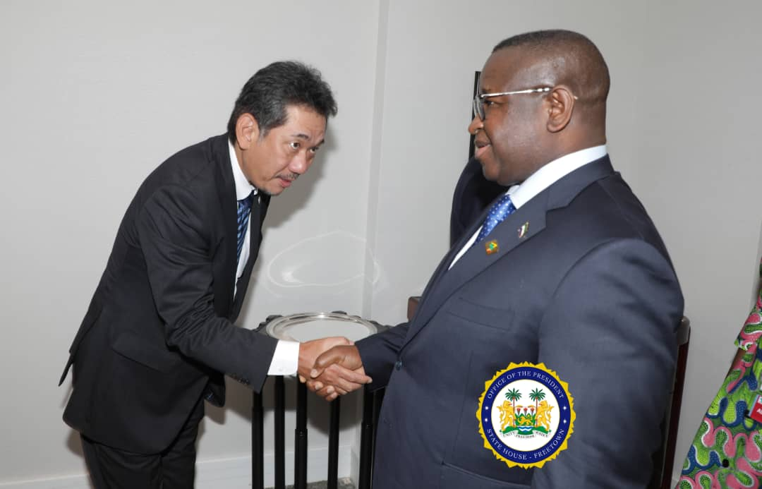 Japanese investor to create 3,000 jobs in Sierra Leone pineapple production 1