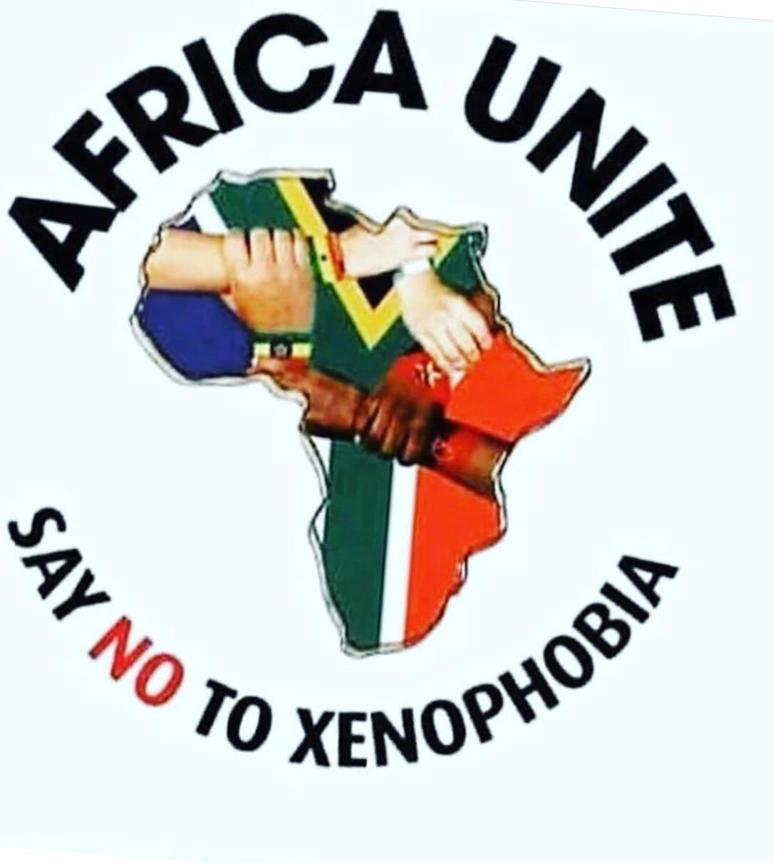 Say NO to xnophobia in Africa