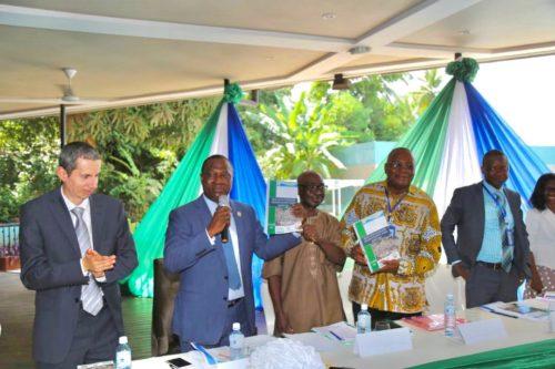 Sierra Leone Integrated Household Survey (SLIHS) Report 1