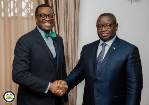 President of African Development Bank pledges more support to Sierra Leone3