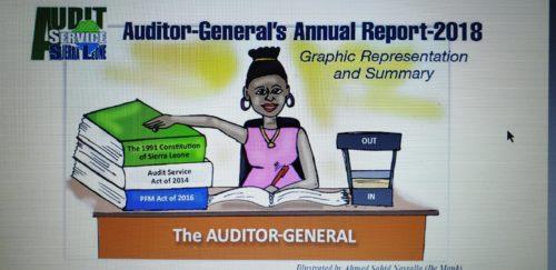SIERRA LEONE AUDITOR GENERAL REPORT 2018