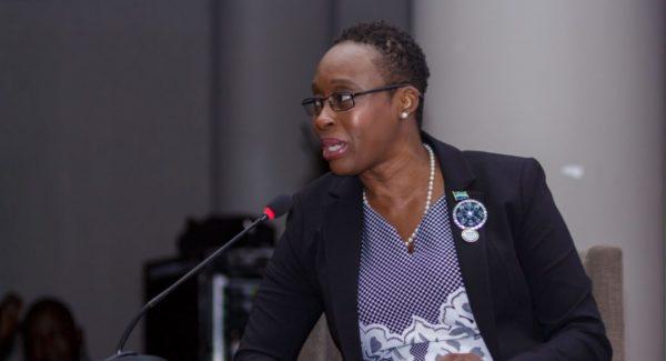 Priscilla Schwartz – Sierra Leone attorney general 4