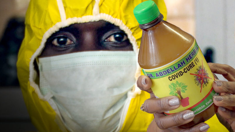 BBC Africa Eye and Anas Aremeyaw Anas expose Covid-19 scam 2