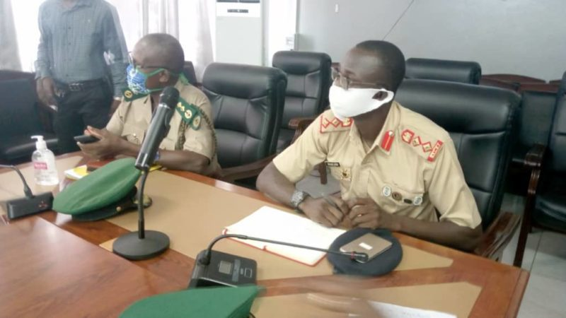 Freetown Correctional Centre publishes report into Pademba Road prison riot 2