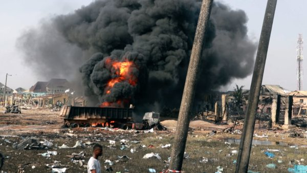 BBC Africa Eye uncovers new evidence contradicting official explanation for Lagos explosion 2