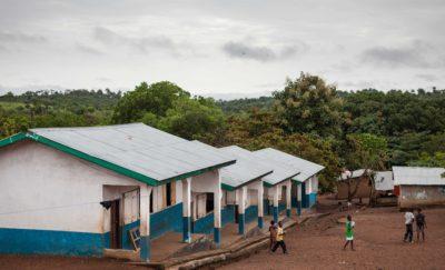 EducAid Maronka Primary School in Port Loko 1