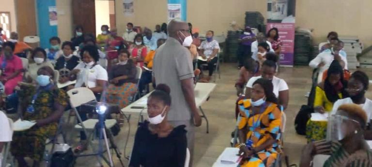Epilepsy in Sierra Leone – Training health workers