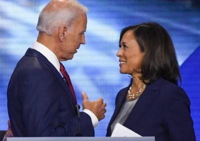 Joe Biden and kamala Harris 2