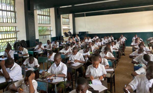 PO Classroom in Science Block After refurbishment2