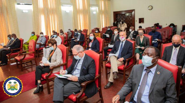 Sierra Leone announces Covid-19 vaccine roll-out plans 2