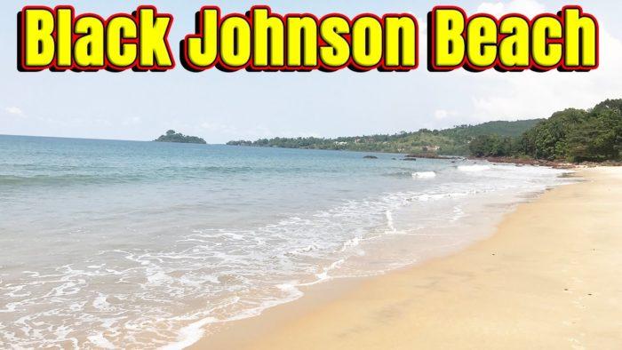 Black Johnson Beach Freetown 1