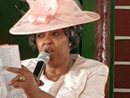 RIP – Mrs. Sylvia Jolliminah Blyden 3