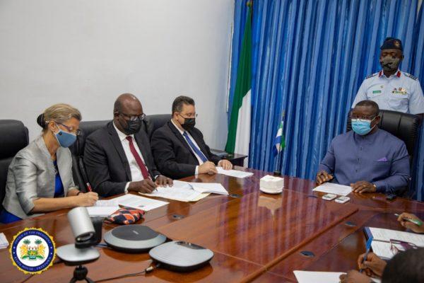 World Bank pledges support for Sierra Leone's national health insurance scheme2