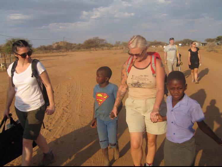Namibian Walk 2016