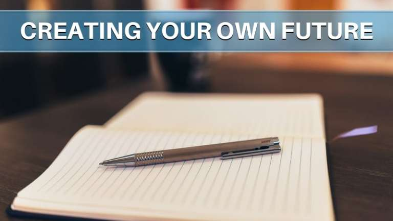Creating your own future featured image