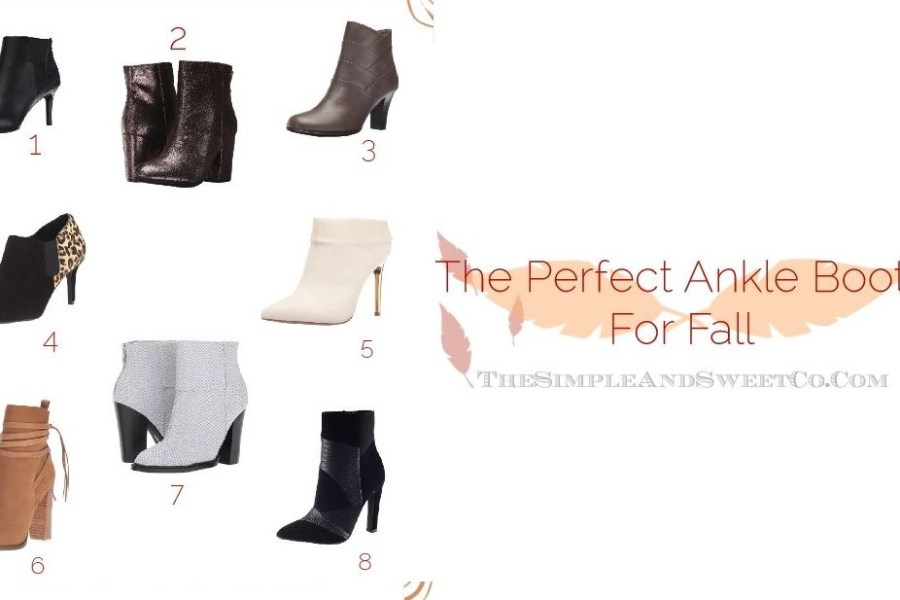 Fashion Pick Friday: Fall in Love With These Booties