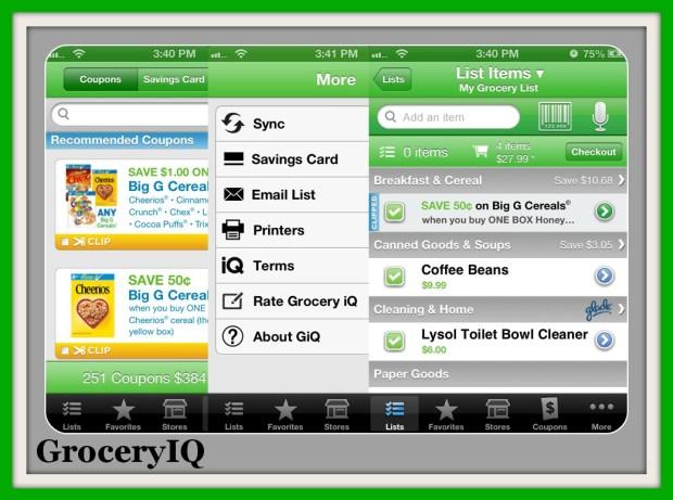 Grocery-IQ