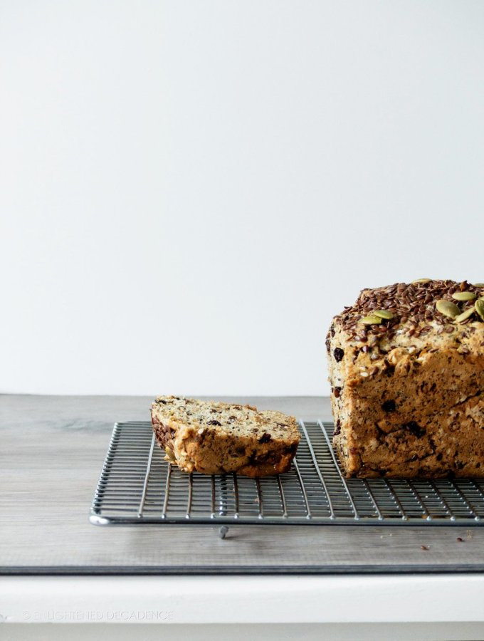 Harvest Apple Crunch Loaf