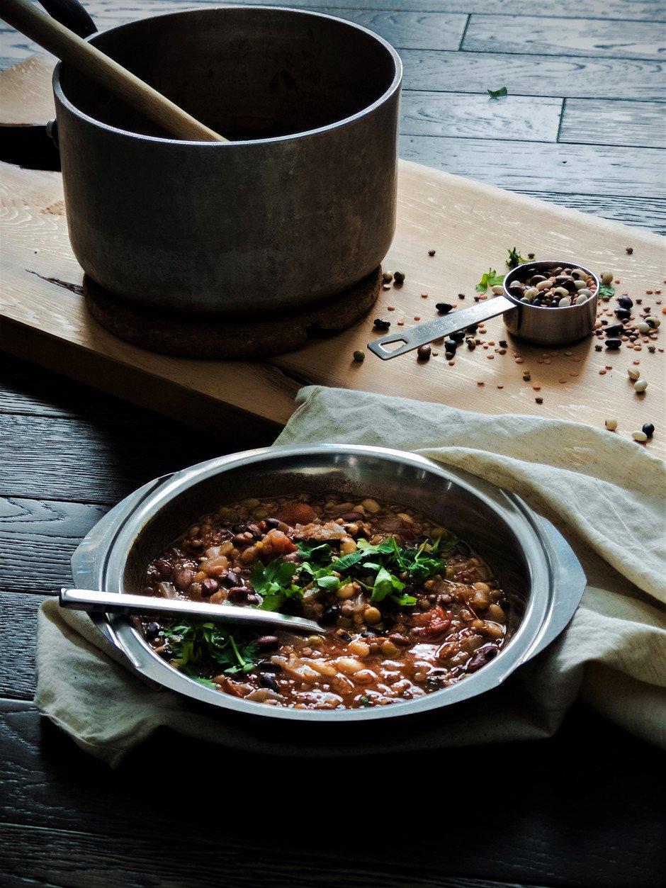 Seven Bean Soup