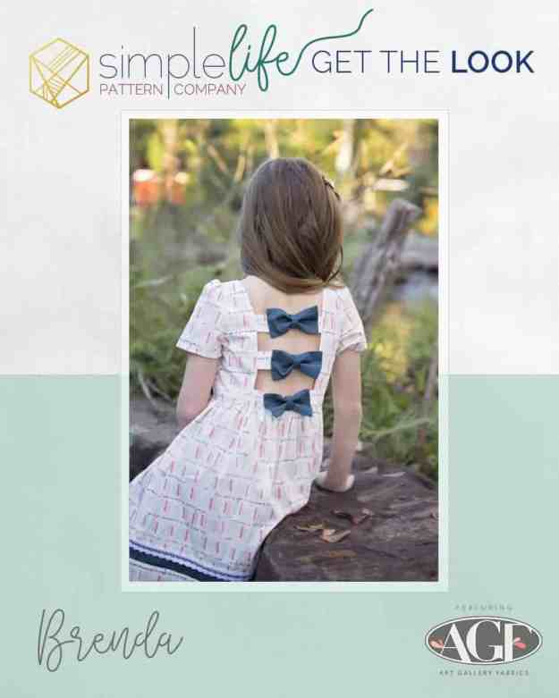Get the Look | Brenda | The Simple Life Pattern Company