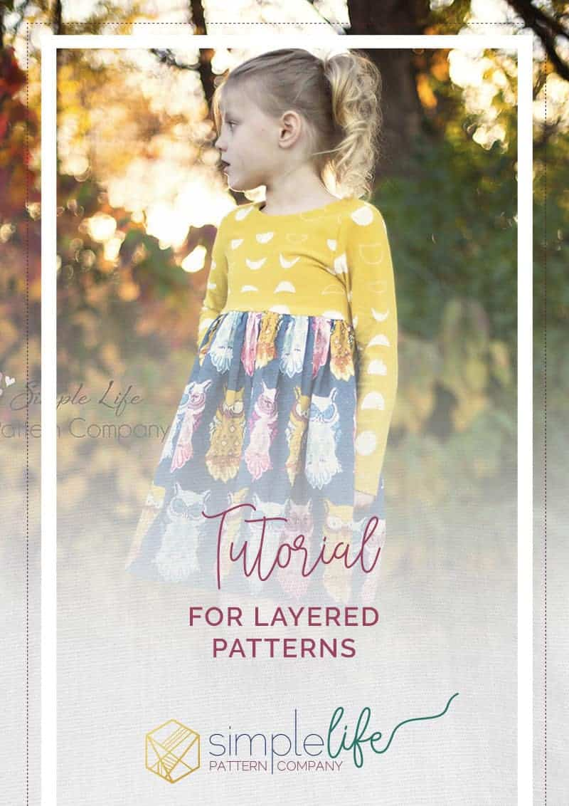 Tutorial for Layered Patterns | The Simple Life Pattern Company