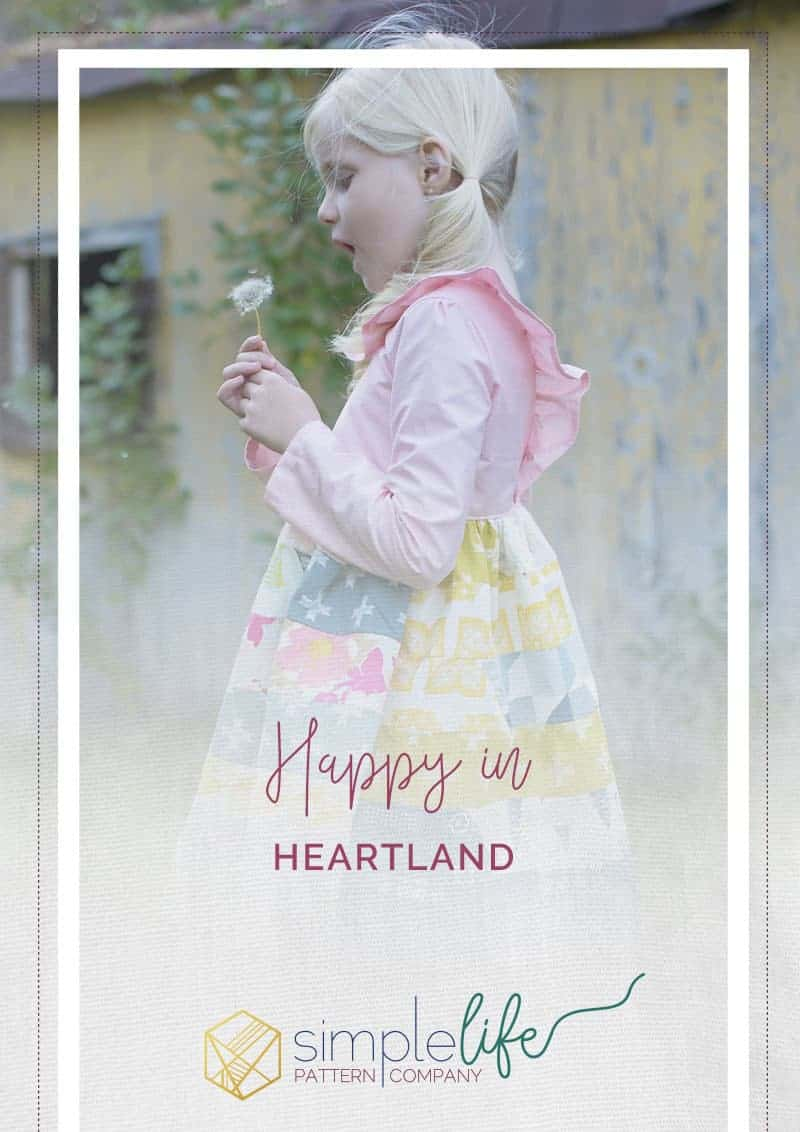 Happy In Heartland The Simple Life Pattern Company
