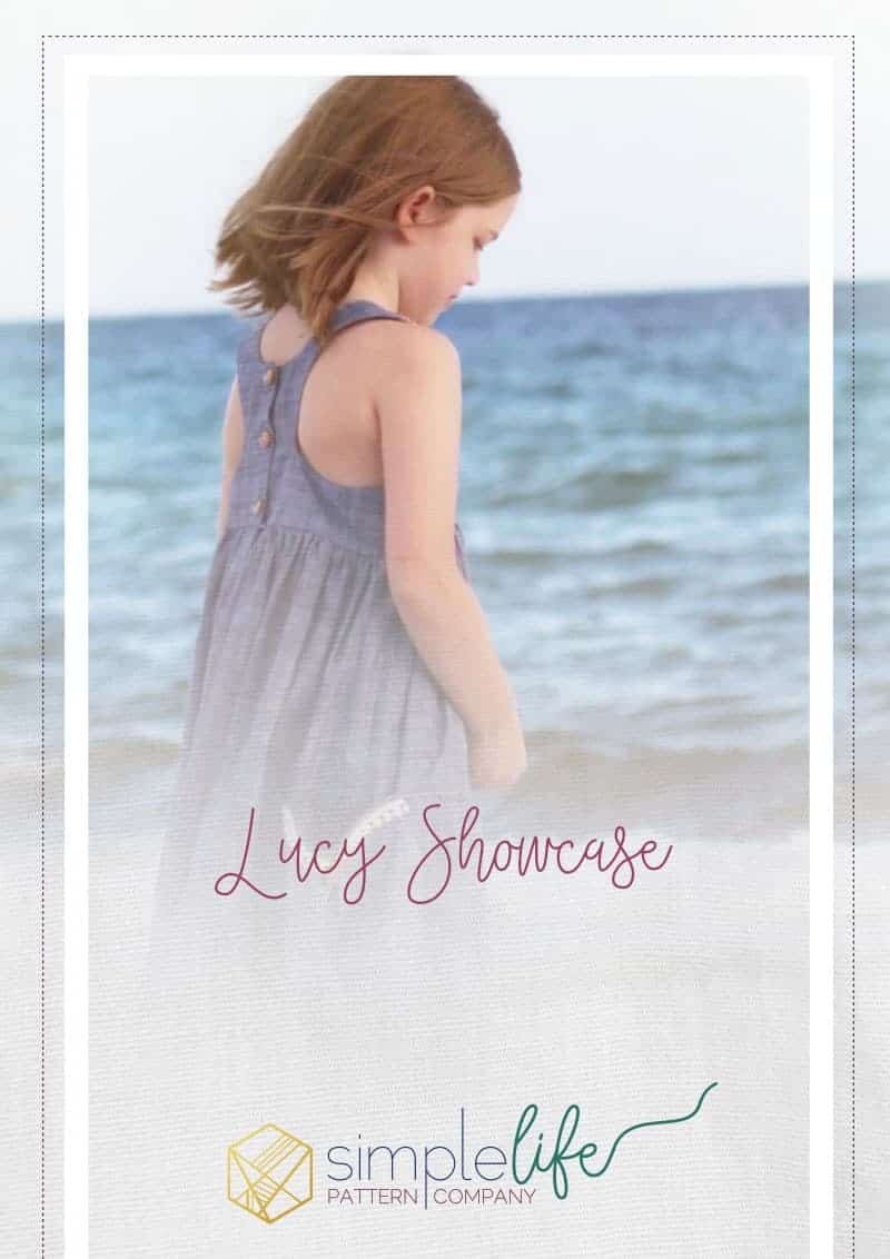 Lucy Showcase The Simple Life Pattern Company