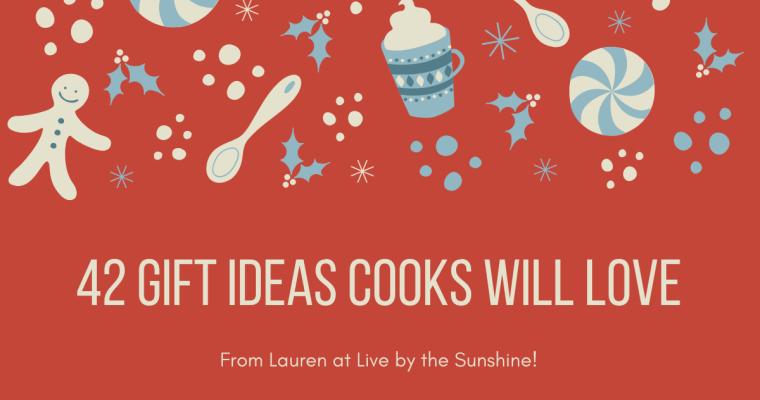 42 Gifts Cooks Will Love